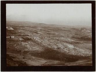 Fotografie v. Russenturm [Ölberg] n NO Römerstr. n. Jericho [Jerusalem]