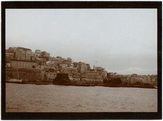Fotografie Jaffa n. Hafenklippen