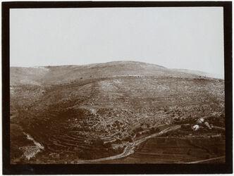 Fotografie w. bettir n. Bahnhof v. N [Wadi Bettiir]