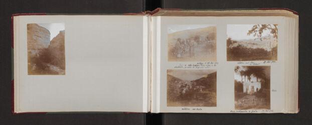 Fotoalbum 28.Oktober 1903, morgens. Aufbruch aus Ramalla. Vor Chalil