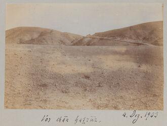 Fotoalbum Vor chan hatrur. 4. Dez. 1903.