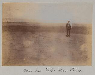 Fotoalbum Nahe dem Toten Meer. Oehler.