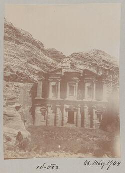 Fotoalbum ed-der [Petra] 26. März 1904