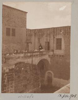 Fotoalbum el-chadr. 18. Febr. 1905.