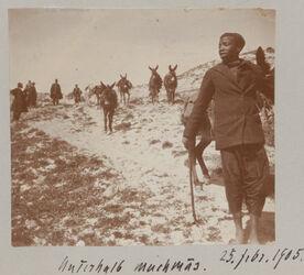 Fotoalbum Unterhalb muchmas. 25. Febr. 1905.