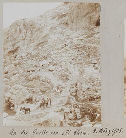 Fotoalbum An der Quelle von sel fara.