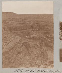 Fotoalbum Wadi en-nar oberhalb marsaba