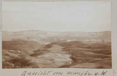 Fotografie Kalat ez-zerka [Wadi Zerka]