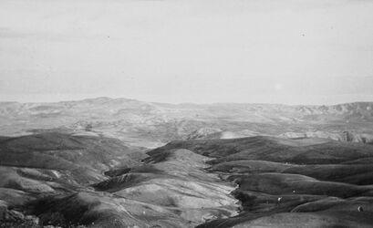 GDIs01226; Fotografie; Kalat ez-zerka [Wadi Zerka], aus Bestand von gut 1.300