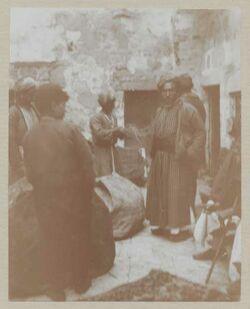 Fotoalbum Packen für die Zelt Reise Chalil