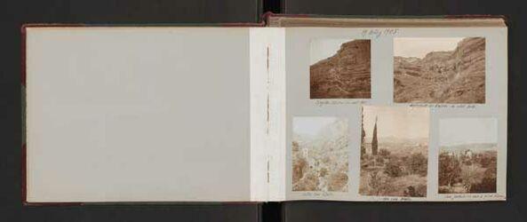 Fotoalbum 19. März 1905.