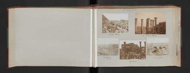 Fotoalbum 25. März 1905.