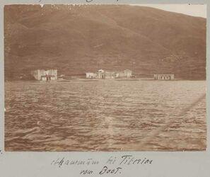 Fotoalbum et-hammam bei Tiberias vom Boot.