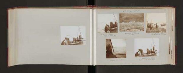 Fotoalbum 29. März 1905