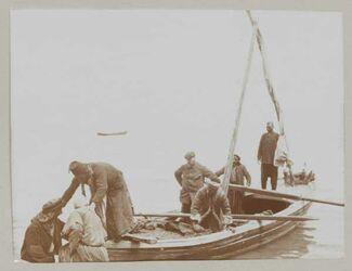 Fotoalbum Tib. [Tiberias, See Genezareth] 29/3 1905