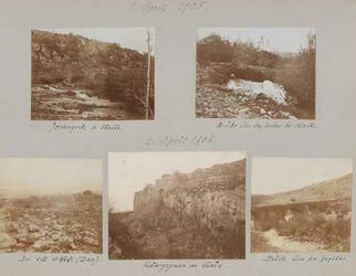 Fotoalbum 1. April 1905. 2. April 1905.