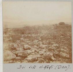 Fotoalbum Bei tell el-kadi (Dan) [Tell al-Kadi].