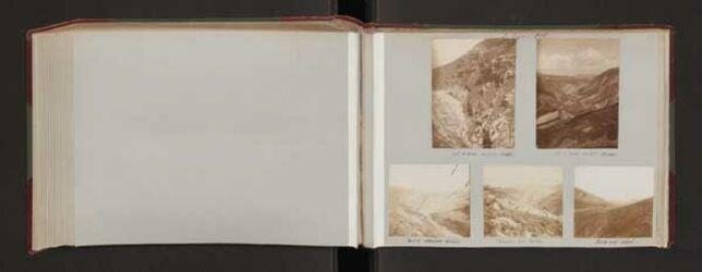 Fotoalbum 3. April 1905.