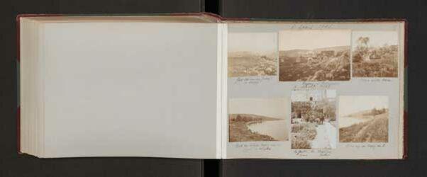 Fotoalbum 5. April 1905. 6. April 1905.