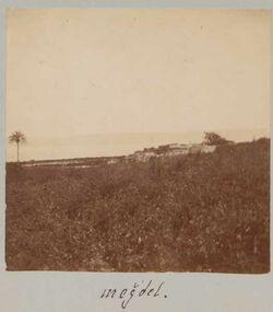Fotoalbum megdel [Magdala].