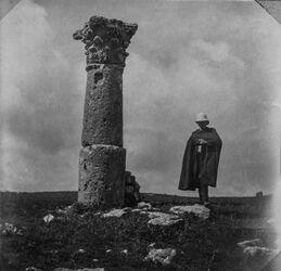 Fotoalbum Rabbat Moab 6/4/1906. Baumann