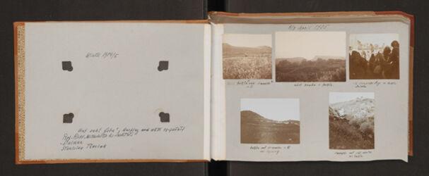 Fotoalbum 6./7. April 1905