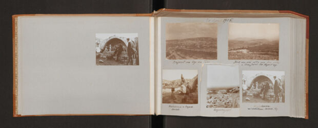 Fotoalbum 7./8. April 1905