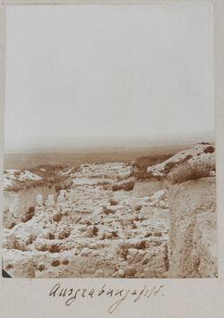 Fotoalbum Ausgrabungsfeld [Megiddo]