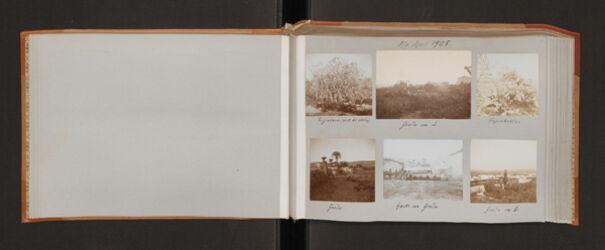 Fotoalbum 8/9 April 1905