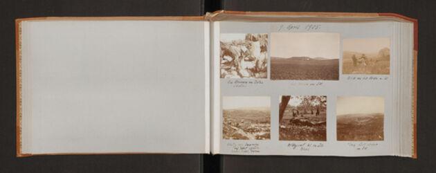 Fotoalbum 9. April 1905.
