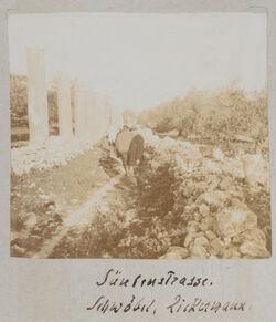 Fotoalbum Säulenstrasse [sebastie]. Schwöbel, Zickermann.