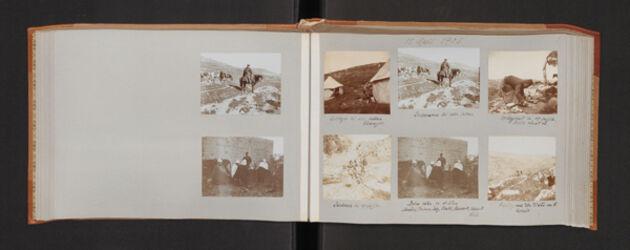Fotoalbum 11. April 1905.