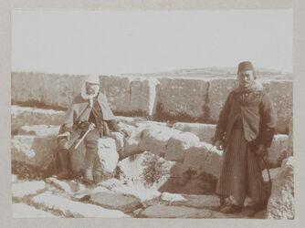 Fotoalbum [Im hamam von ramet el-chalil.]