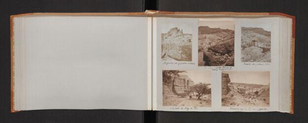 Fotoalbum [Reise von Schwöbel und Zickermann nach dem Toten Meer. Ende April 1905. 8.-12. April 1905]