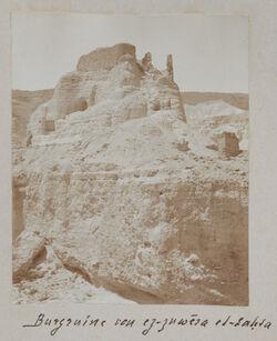 Fotoalbum Burgruine von ez-zuwera et-tahta [mizpe zohar].