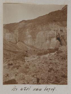 Fotoalbum Vom wadi umm barek