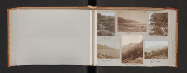 Fotoalbum April 1905