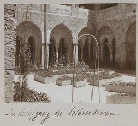 Fotoalbum Im Kreuzgang der Erlöserkirche [Jerusalem].