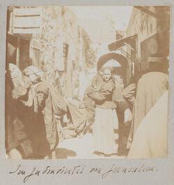 Fotoalbum Im Judenviertel von Jerusalem.