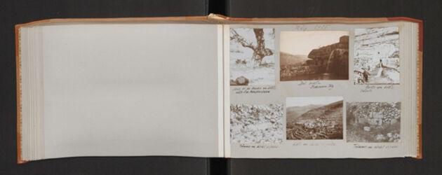 Fotoalbum März 1905.
