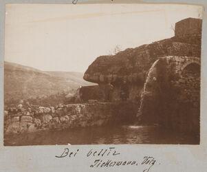 Fotoalbum Bei bettir [wadi bettiir] Zickermann, Volz.