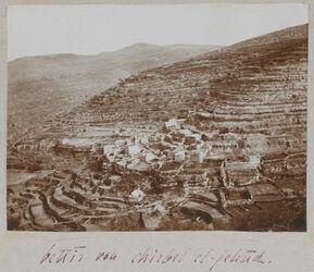 Fotoalbum bettir von chirbet el-jehud [wadi bettiir].