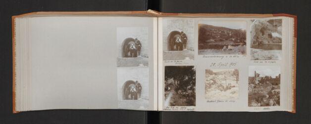 Fotoalbum 28. April 1905.