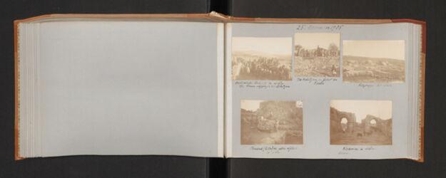Fotoalbum 25. November 1905.