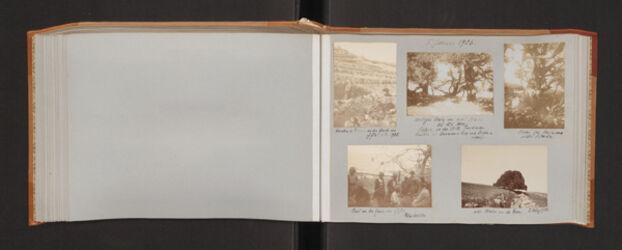Fotoalbum 5. Januar 1906.