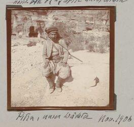 Fotoalbum Petra, unser Wächter Nov. 1906