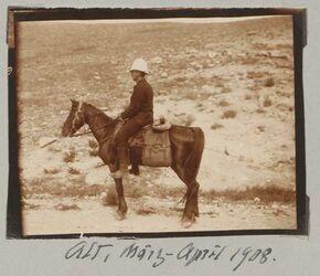 Fotoalbum Alt, März-Aprill 1908.