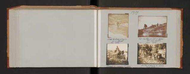 Fotoalbum 1909