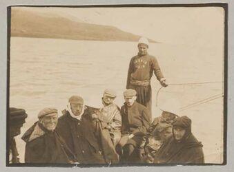 Fotoalbum [9/4 9 auf dem See Tiberias [Genezareth (See)], südl.]
