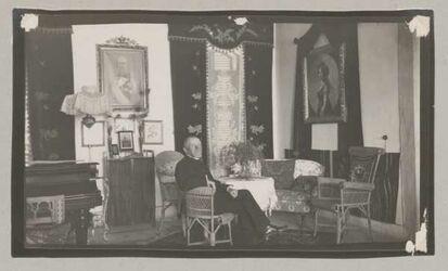 Fotoalbum [Jerusalem, Deutsches Palästinainstitut, Gustaf Dalman]